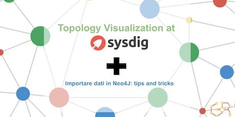 ROMA Meetup #AperiTech di GraphRM: Topology Visualization @ Sysdig + Importare dati in Neo4J: tips and tricks biglietti