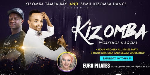 Kizomba/Semba Workshop and Social