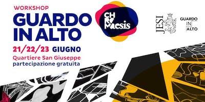 Chromaesis 2019 - Workshop gratuito Guardo in Alto
