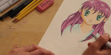 Create your own… Anime Film Poster tickets