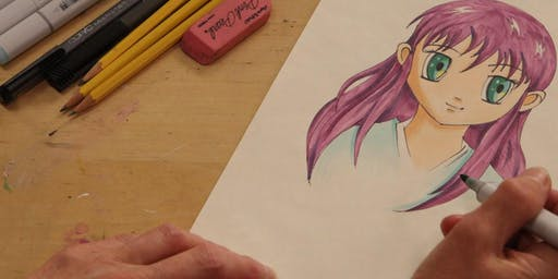 Create your own… Anime Film Poster