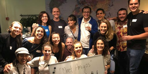 Meet Amigos - Spanish/Portuguese and English exchange