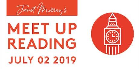 Janet Murray's Reading Meet Up tickets