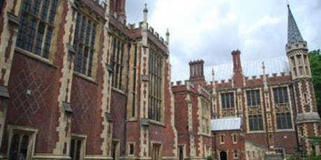 Inns of court and Legal London tickets