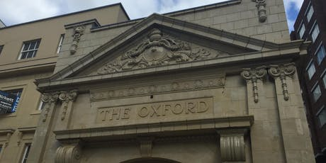 Meet me at The Oxford Guided walk tickets