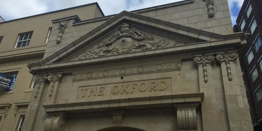 Meet me at The Oxford Guided walk