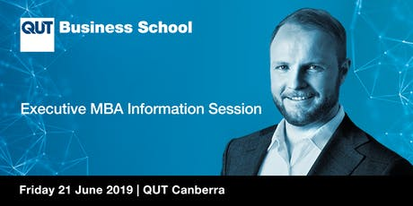 Executive MBA Information Session - Canberra tickets