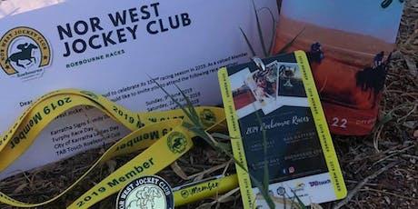 NWJC 2019 Membership | Roebourne Races Members | ADULTS tickets