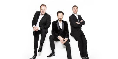 The Celtic Tenors at Tullamore Court Hotel