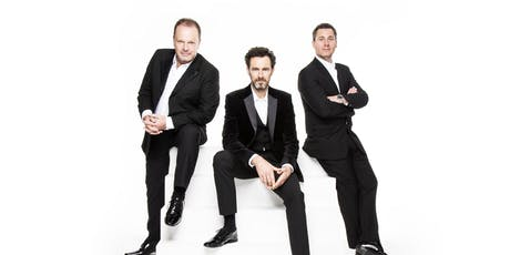 The Celtic Tenors at Tullamore Court Hotel tickets