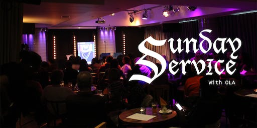 Sunday Service with Ola - COMEDY & DEBATE SHOW