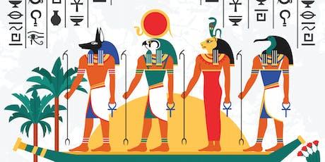 Maker Club Juniors - Walk Like An Egyptian tickets