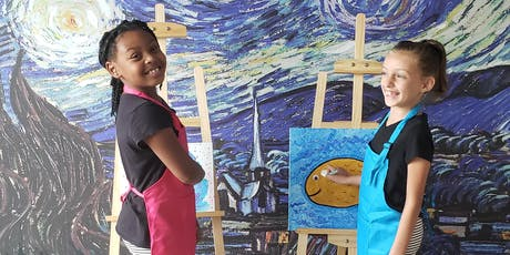 Sip Juice and Paint: Child Drop-in Session tickets