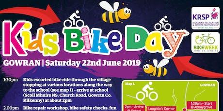 Kids Bike Day and 'Pollinators Picnic' 2019 tickets