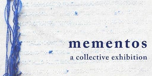 'Mementos' Art Exhibition