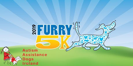 Petworld Athlone Furry 5K Annual Sponsored Dog Walk 2019 tickets