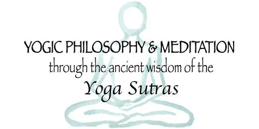 1/2 Day Workshop - Introduction to the Yoga Sutras