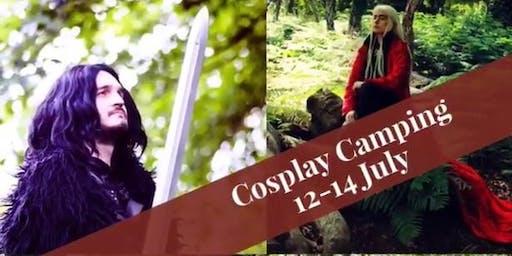 Cosplay Camping Weekend