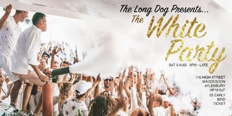 The White Party 2019 tickets