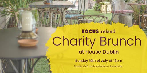 Charity Brunch at House Dublin