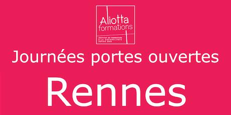 Journée portes ouvertes Rennes-Novotel Centre gare billets