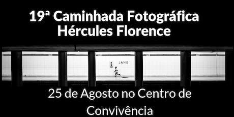 19 Caminhada Hércules Florence ingressos