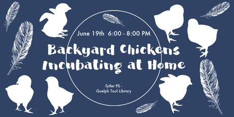 Backyard Chickens: Incubating Chicken Eggs at Home! tickets