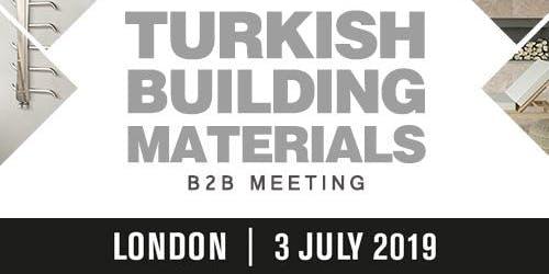 Turkish Building Materials - B2B Meeting