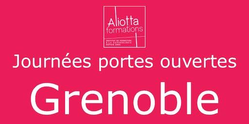 Journée portes ouvertes-Grenoble Hôtel de l'Europe
