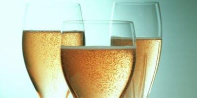 Champagne v Sparkling Wine Tasting & Buffet in St Andrews