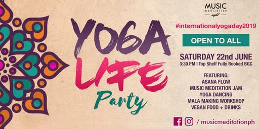 Yoga Life Party