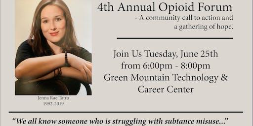 4th Annual Opioid Forum