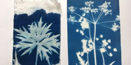 Cyanotype Taster Workshop tickets