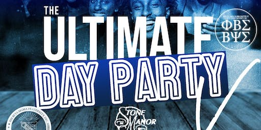 Ultimate Day Party 2019