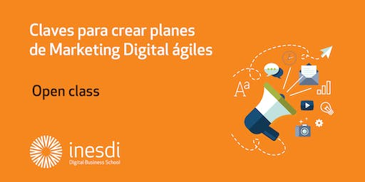 Claves para crear planes de Marketing Digital ágiles