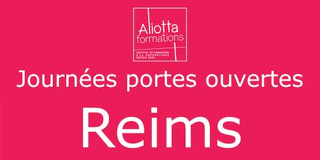 COMPLET Journée portes ouvertes-Reims Hôtel Mercure billets