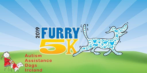 Petworld Portlaoise Furry 5K Annual Sponsored Dog Walk 2019
