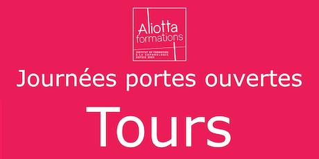 COMPLET Journée portes ouvertes-Tours KYRIAD tickets