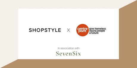 ShopStyle x Centrepoint Charity Clothing Sale tickets