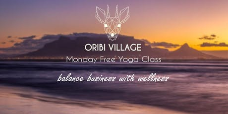 ORIBI Yoga Class tickets