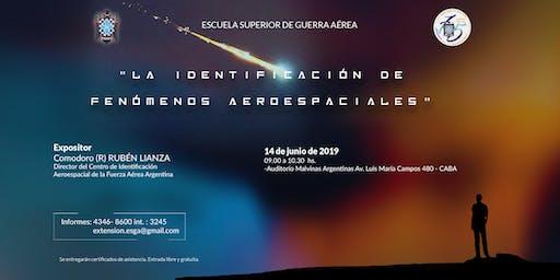 Identificación de Fenómenos Aeroespaciales