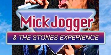 Mick Jogger Midsummer gig tickets