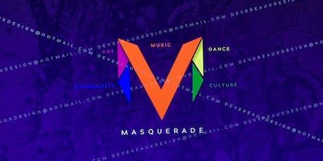 M2K Mas | Notting Hill Carnival 2019 | Masquerade tickets