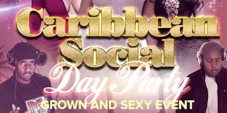 Caribbean Social tickets