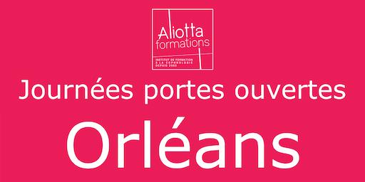 OUVERTURE PROCHAINE : Journée portes ouvertes-Orléans Hôtel de l'abeille
