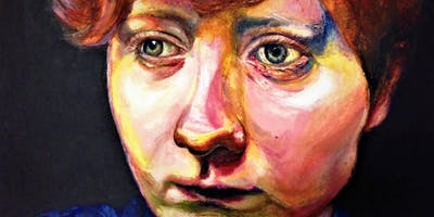 Art Summer School - Painting with Acrylics - Portraits