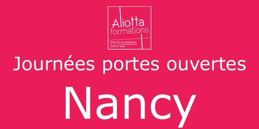 OUVERTURE PROCHAINE : Journée portes ouvertes-Nancy Mercure centre gare