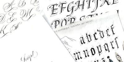 Logan West (Browns Plains) Calligraphy Workshop