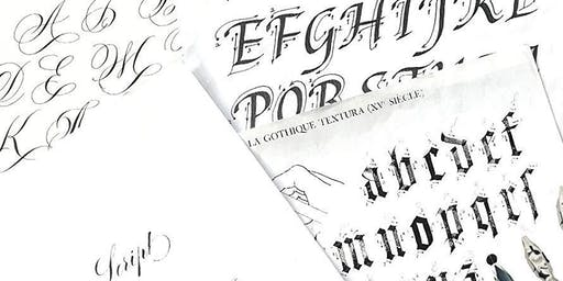 Logan West (Browns Plains) Calligraphy Workshop
