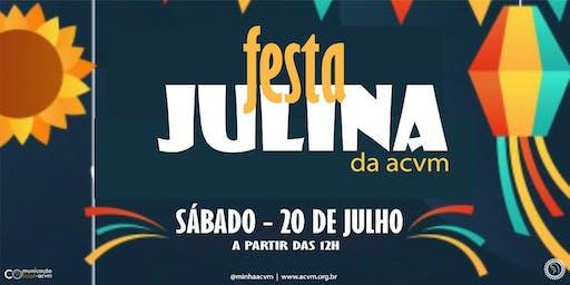 Festa Julina da ACVM
